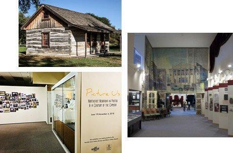 Elkhorn Valley Museum History