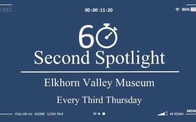 60 Second Spotlight