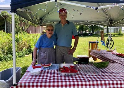 Old-Time Independence Day Picnic