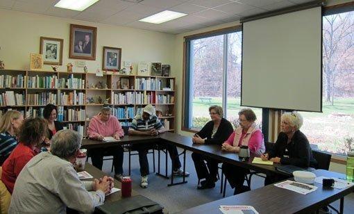 Bird Library Meeting