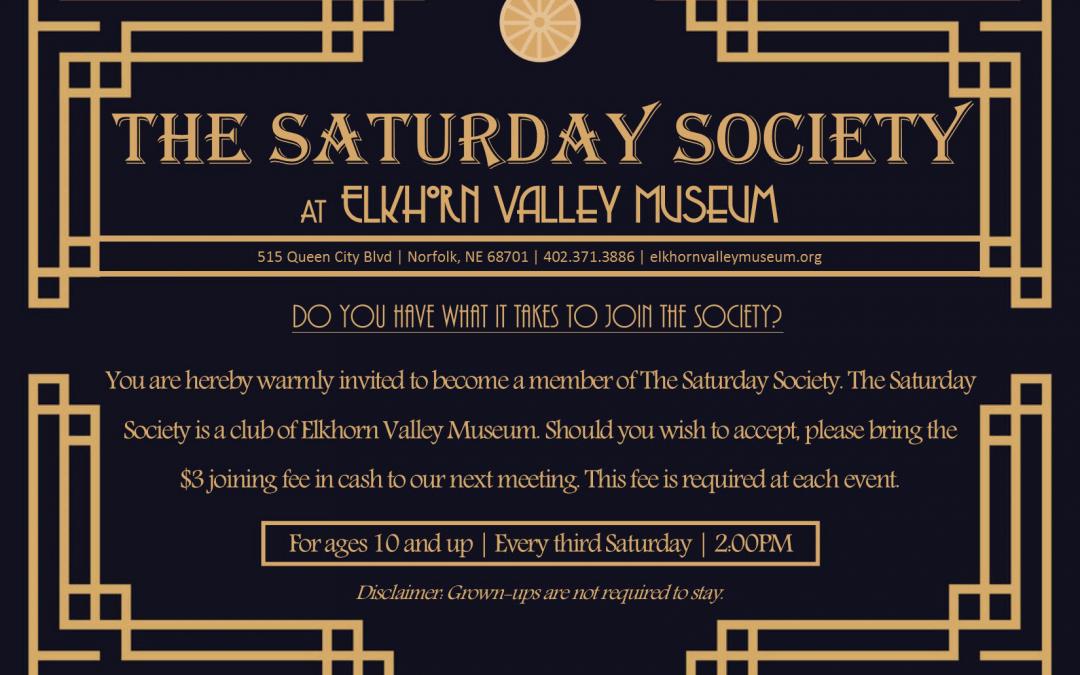 The Saturday Society
