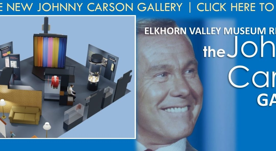 The New Johnny Carson Gallery