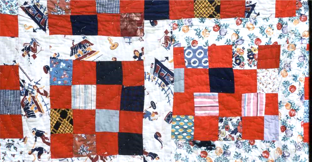 quilts of the collection